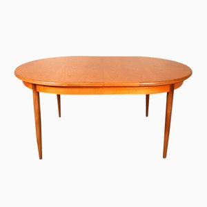 Vintage Extendable Teak Dining Table by Victor Wilkins for G-Plan