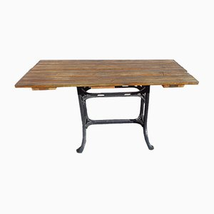 Table Industrielle Vintage