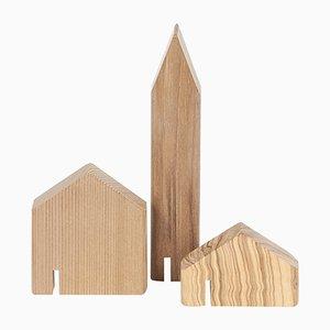 Mini Houses Kit_01 par Mario Ruiz pour Mad Lab, 2016
