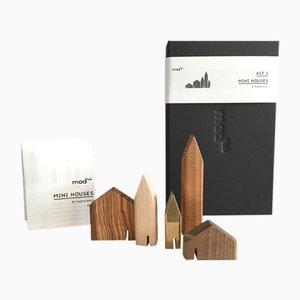 Mini Houses Kit_02 von Mario Ruiz für Mad Lab, 2016