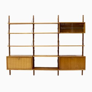 Vintage Royal System Wall Unit by Poul Cadovius for Cado, 1960s