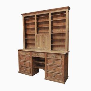 Large Oak Cabinet, 1900s