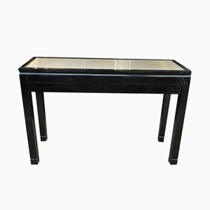 Table Console avec 2 Tiroirs, 1970s