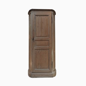 Curved Fir Armoire, 1900s