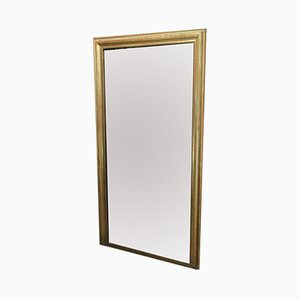 Specchio grande dorato, inizio XX secolo