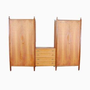Mid-Century Wardrobe Set