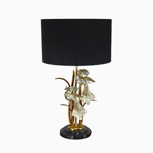 Vintage Italian Table Lamp, 1970s