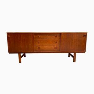 Dänisches Vintage Sideboard aus Teak