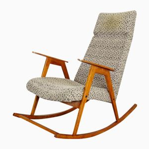 Mid-Century Rocking Chair