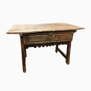 17th Century Rocchetto Table