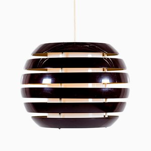 Vintage Le Monde Pendant Lamp by Carl Thore for Granhaga Metallindustri