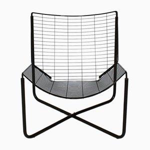 Fauteuil Jarpen Wire Lounge Vintage par Niels Gammelgaard pour Ikea, 1983