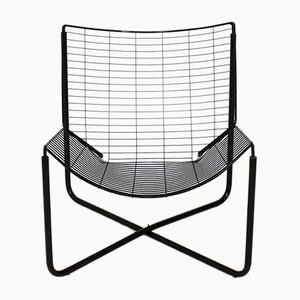 Vintage Jarpen Wire Lounge Chair by Niels Gammelgaard for Ikea, 1983