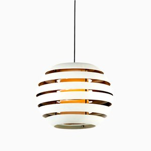Vintage Le Monde Pendant Lamp by Carl Thore for Granhaga Metallindustri