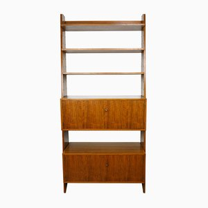 Mid-Century German Shelving Unit, 1960s
