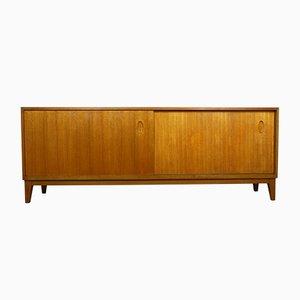 Vintage Sideboard aus Nussholz von Georg Satink für WK Möbel, 1950er