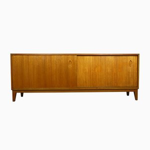 Vintage Walnut Sideboard by Georg Satink for WK Möbel, 1950s