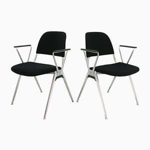 Vintage Side Chairs by Don Albinson for Knoll, 1970s, Set of 2