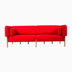 COD Three-Seater Sofa by Filipa Aguiar & João Pereira for Porventura
