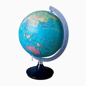 Beleuchteter Vintage Globus von Taride