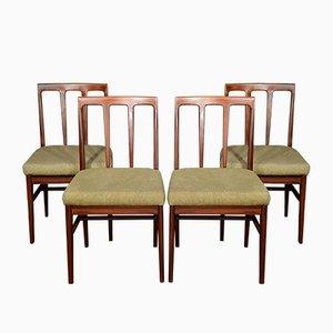 Sedie da pranzo Mid-Century di John Herbert per A. Younger Ltd, anni '60, set di 4