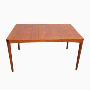 Vintage Dining Table by H.W. Klein for Bramin, 1970s