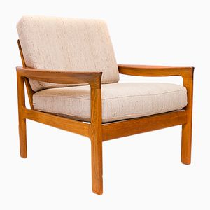 Teak Armchair by Arne Wahl Iversen for Komfort, 1960s