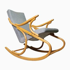 Czech Rocking Chair, 1970s