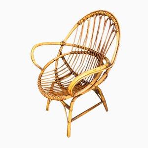 Chaises Vintage de Bonacina, 1960s, Set de 4