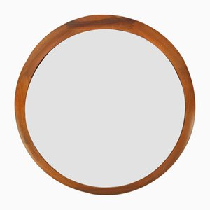 Mid-Century Circular Mirror from Th. Poss' EFTF, 1960s
