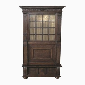 19th-Century Wilhelminian Display Cabinet