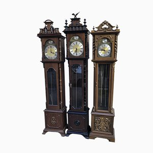 Pendulum Clocks from Tempus Fugit, 1950s, Set of 3