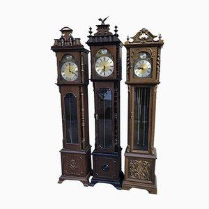 Relojes de péndulo de Tempus Fugit, años 50. Juego de 3