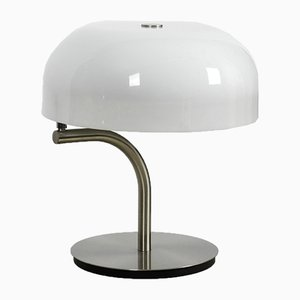 Grande Lampe de Bureau Ecolight par Gaetano Scolari pour Valenti Luce, 1960s