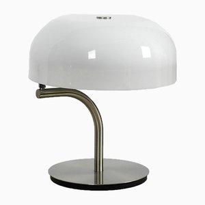 Lampada da tavolo grande Ecolight di Gaetano Scolari per Valenti Luce, anni '60