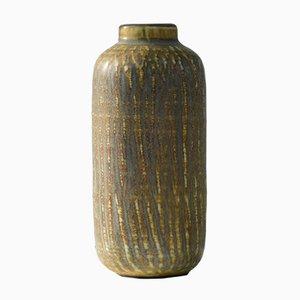 Rubus Chamotte Stoneware Vase by Gunnar Nylund for Rörstrand, 1940s