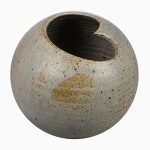 Große abstrakte Vintage Vase von Piet Knepper für Mobach