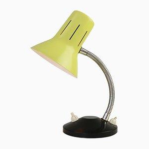 Lampe de Bureau Jaune de Hala, 1960s