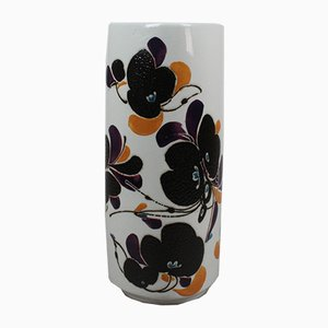 Danish Fajance Vase by Ivan Weiss for Royal Copenhagen, 1960s