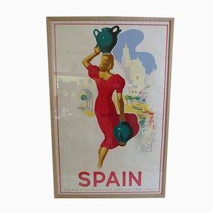 Cadaqués Poster von Josep Morell, 1940er