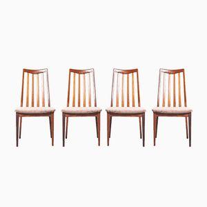 Vintage Esszimmerstühle von G-Plan, 4er Set