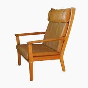 GE 265A Sessel von Hans J. Wegner für Getama, 1979