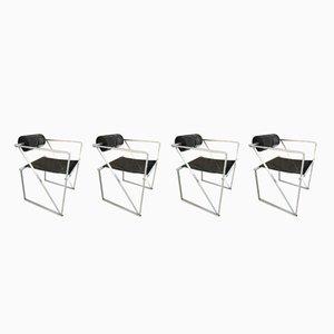 602 Seconda Stühle von Mario Botta für Alias, 1982, 4er Set
