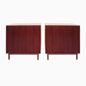 Small Sideboards by Peter Hvidt & Mölgaard Nielsen for Søborg Møbelfabrik, Set of 2