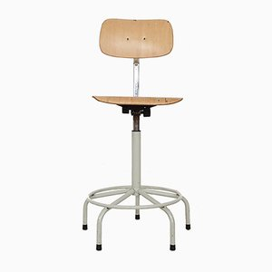 Drafting Stool by Friso Kramer for Ahrend De Cirkel, 1960s