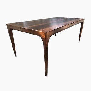Teak Dining Table with Drawers by Johannes Andersen for Uldum, 1960s