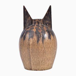 Large Stoneware Vase by Joseph Talbot, 1930s