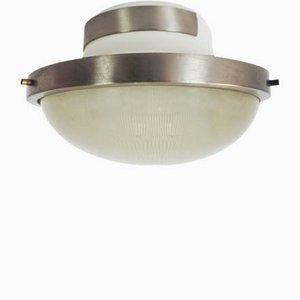 Mid-Century Flush Lamp by Sergio Mazza for Artemide