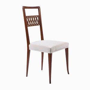 Vintage Stuhl aus Mahagoni, 1930er