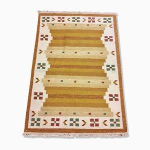 Swedish Rollakan Carpet, 1950s